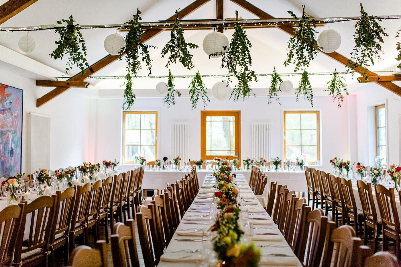 Hochzeit im Waldhaus zur alten Tram