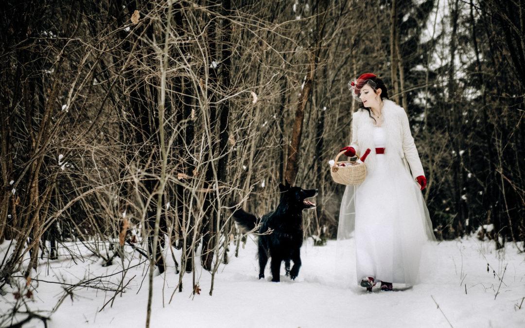 Rotkäppchen – ein Hochzeitsmärchen
