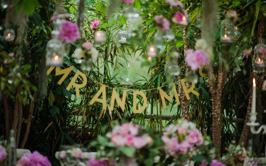 DIY-Hochzeit in der Alten Gärtnerei bei München
