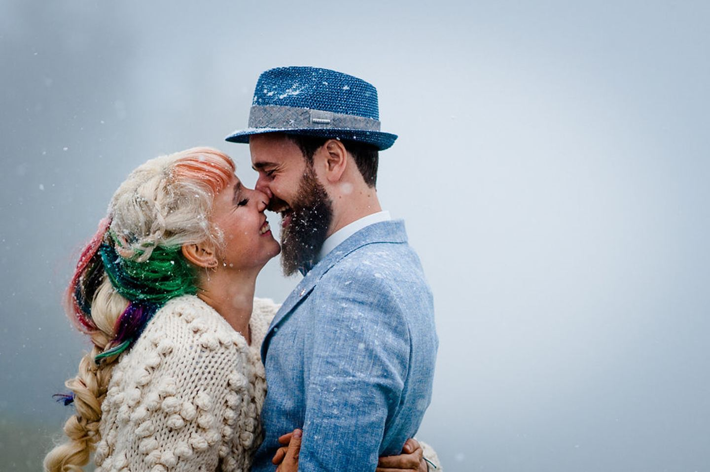 Rockabilly Hochzeit: unkonventionell, frei, einfach anders
