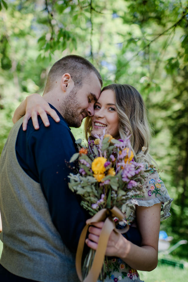 Zu zweit heiraten: Was ist ein Elopement?